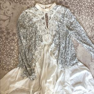 Free People Lace Dress/Top